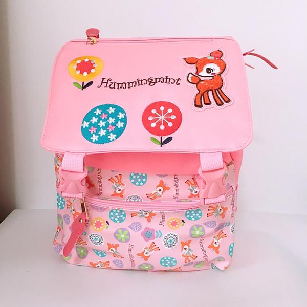Mochila Cinamoroll Hello kitty mochila rosa Capacidad femenina edición impermeable mochilas escolares para estudiantes adolescentes de alta calidad