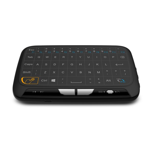 2.4GHz Air Mouse Remote Control Mini Wireless Full Touchpad Keyboard Portable Gaming Keyboard For Ipad,Smart TV,Android Box,PC