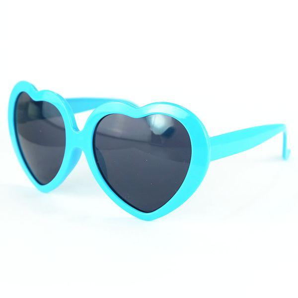 831c95c6d9 DHLEMS GRATUITOS Lentes para niños Gafas de sol Amor Gafas de sol en la  playa Oculos