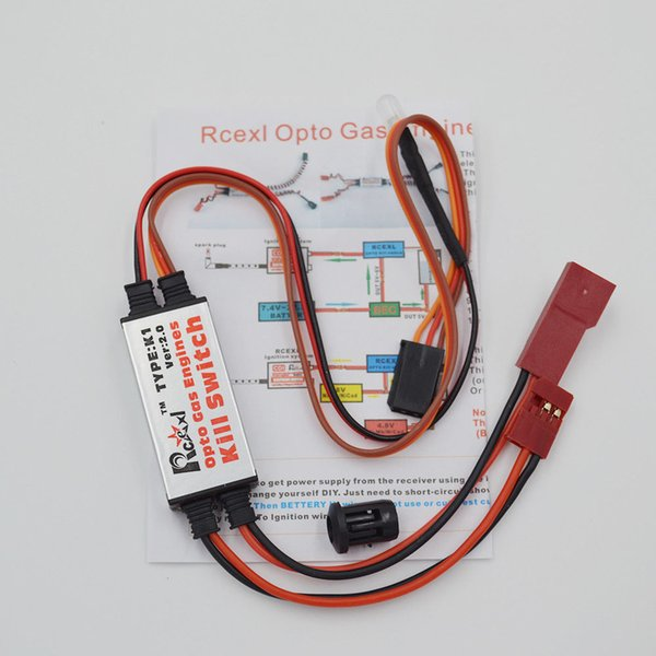 Rcexl Gas Engine Remote Control Kill Switch For RC Gasoline Airplane Model  Cheap Electronic Electronic Store Online From Hobbytoy, $10 06| DHgate Com