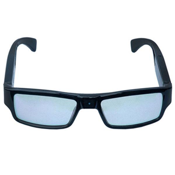 HD 1080P polarizado gafas de sol estenopeicas gafas de la cámara Mini gafas videocámara Grabación de video + bucle de grabación para deportes de equitación, pesca, senderismo