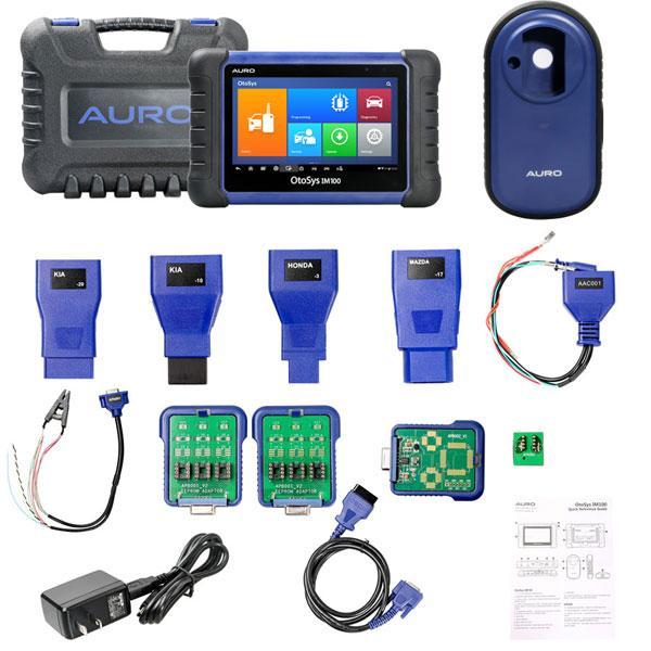 Genuine Aurodiag OtoSys IM100 Automotive Diagnostic and Key Programming Tool