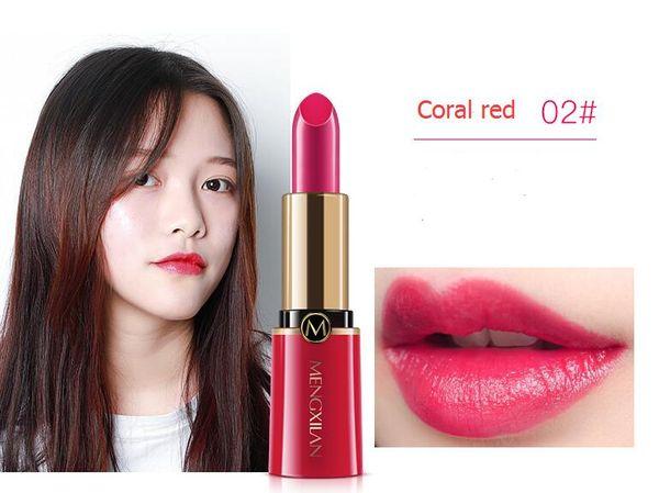 6 color tomato paste moisturizes lipstick does not fade lasting moisture color lip protection light texture