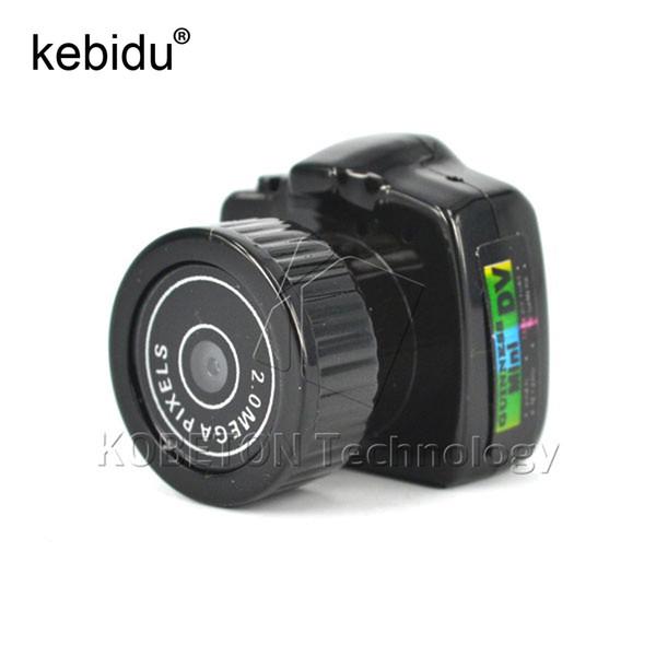 Kebidu Mini Cmos Super Mini Caméra Vidéo Ultra Petite Poche 720 * 480 DV DVR Caméscope Enregistreur Web Cam 720 P JPG Po