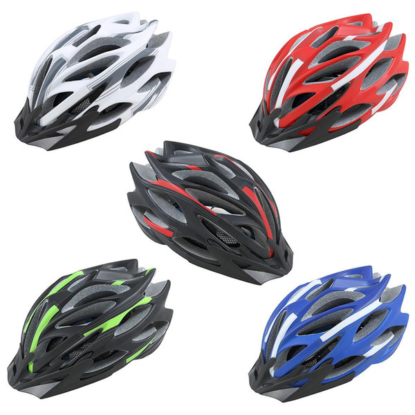 Creative Cycling Helmet High Quality Lighweight Riding Protect Multi Color Outdoor Safety Cycling For Man And Women