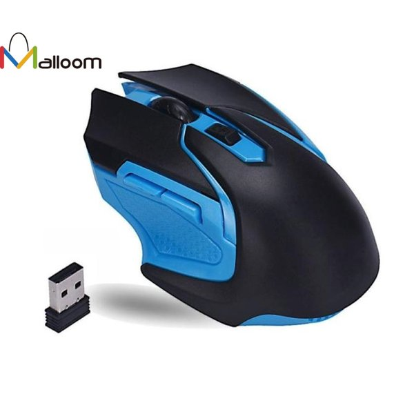 Optical 3200DPI Wireless Gaming Mouse ProfessionalB Receiver Gamer MouseMice HI