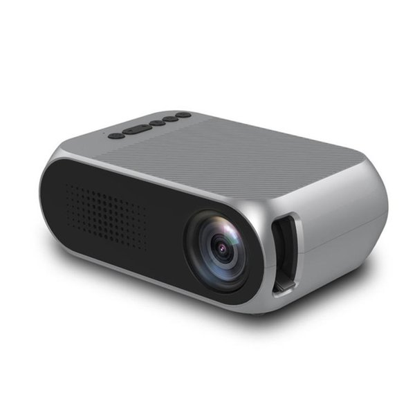 HIPERDERL Smart Home YG320 Mini Home Theater Cinema TV Proiettore LED portatile 1080P HDMI / USB / SD / AV Au1