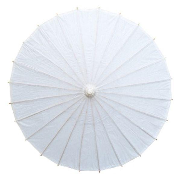 Tamaño japonés del paraguas del papel del parasol oriental japonés chino multi color para los niños, uso decorativo, y DIY