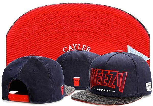 Cayler Sons Caps Şapka Snapbacks Weezy Snapback, Cayler Sons snapback şapka 2018 ucuz indirim Caps, Ucuz Şapkalar Online T3131