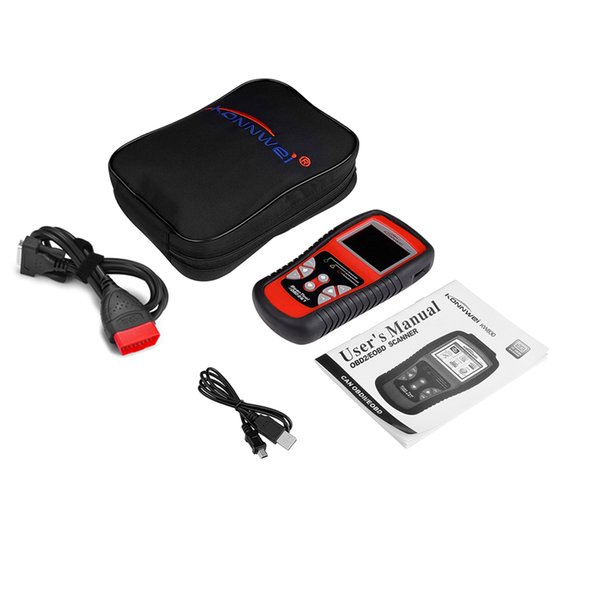 High Quality KW830 LIVE DATA OBD 2 / CAN-BUS Scanner Enhanced OBDII Auto Code Reader Automotive OBDII Fault Code
