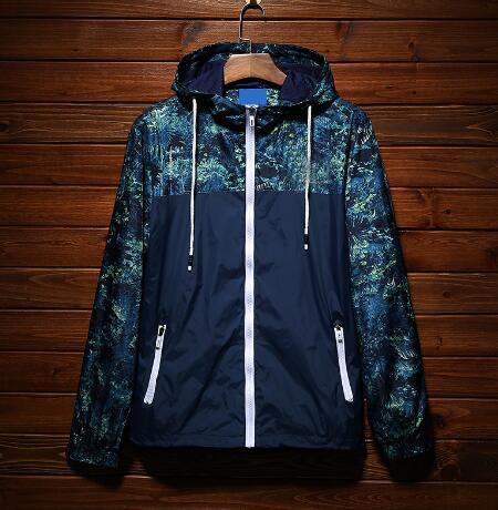 2018 mens designer t shirts adi-as mens jackets men's Outerwear Autumn winter hoodies coats for man LTFS