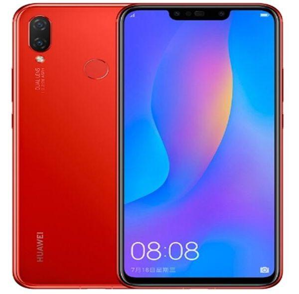 Original Huawei Nova 3i Unlocked Cell Phone Octa Core 128GB 6.3inch 4 AI Cameras 24MP Android 8.1 4G Lte