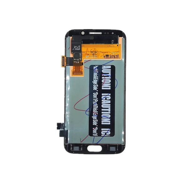 For Samsung Galaxy S6 edge G925F LCD Display with Touch Screen digitizer assembled free shipping with free repairing tools
