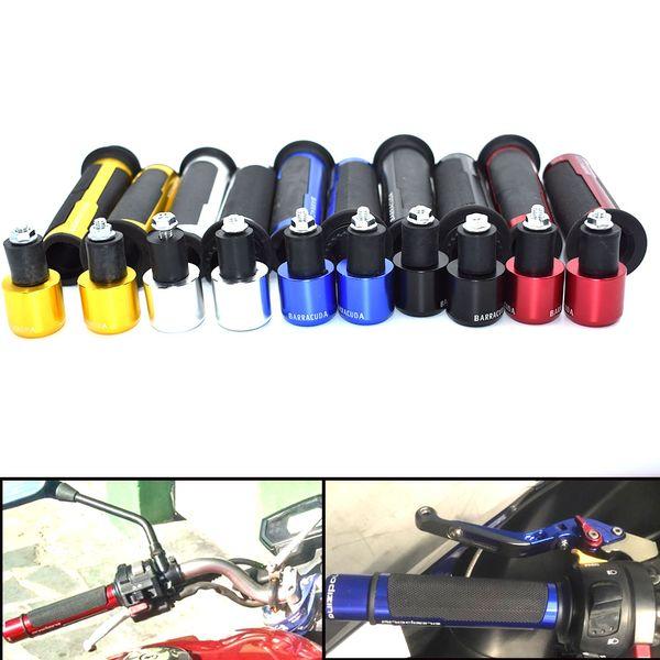 informazioni per ottenere a buon mercato ampia selezione di design Acquista 7/8 Manopole Antiscivolo Moto Cnc 22mm Yamaha Fz6 R1 R3 R15 R25  R25 YZF R1 MT07 MT 09 Tmax 500 530 XJ6 Ybr A $12.07 Dal Aibu   DHgate.Com