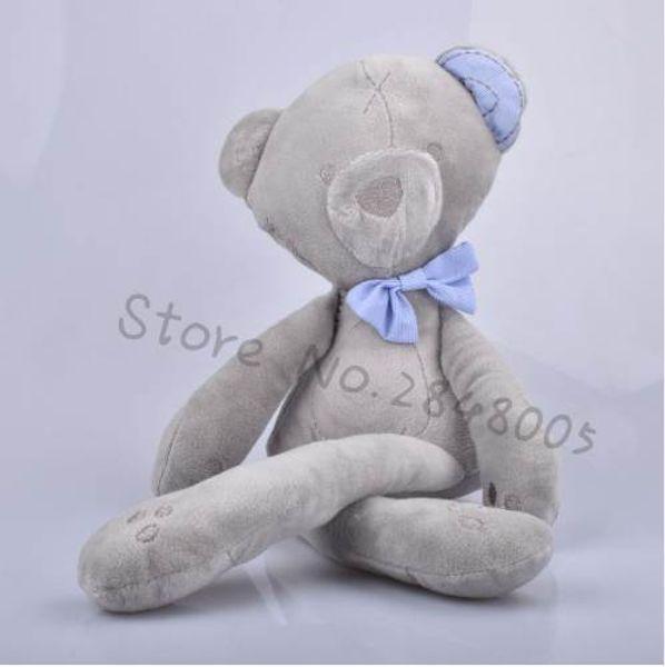 Baby toy Bunny Baby Bear sleep comfortable soft plush rabbit plush doll bear doll bed calm smooth wedding