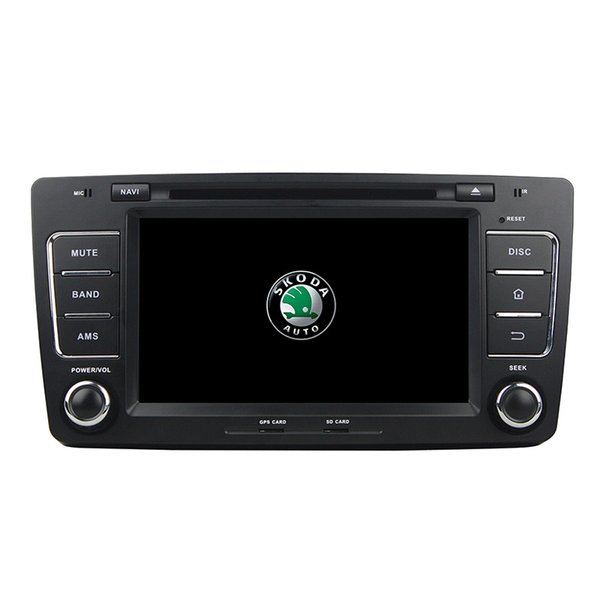 Car DVD player for Skoda OCTAVIA 8inch Octa core Andriod 8.0 with GPS,Steering Wheel Control,Bluetooth, Radio