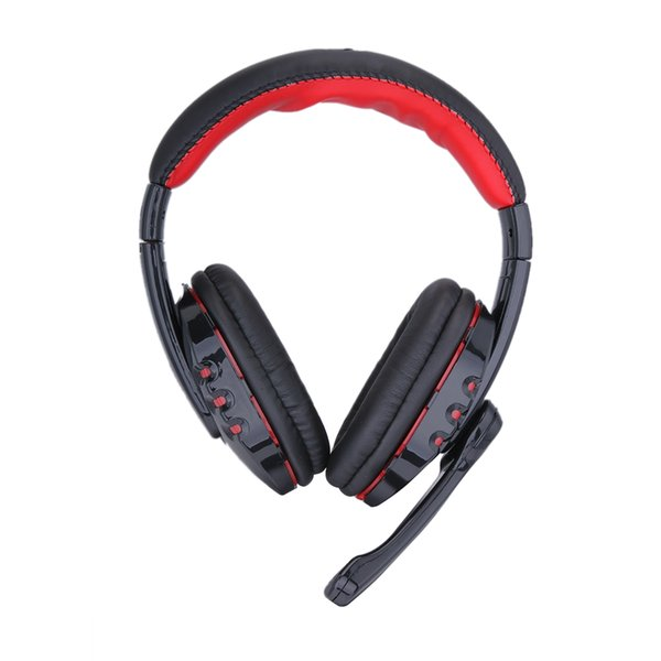 be7e96da965 2.4G Hz Wireless Earphone Bluetooth 3.1 Game Headphone Bulit-in MIC Hands  Free for
