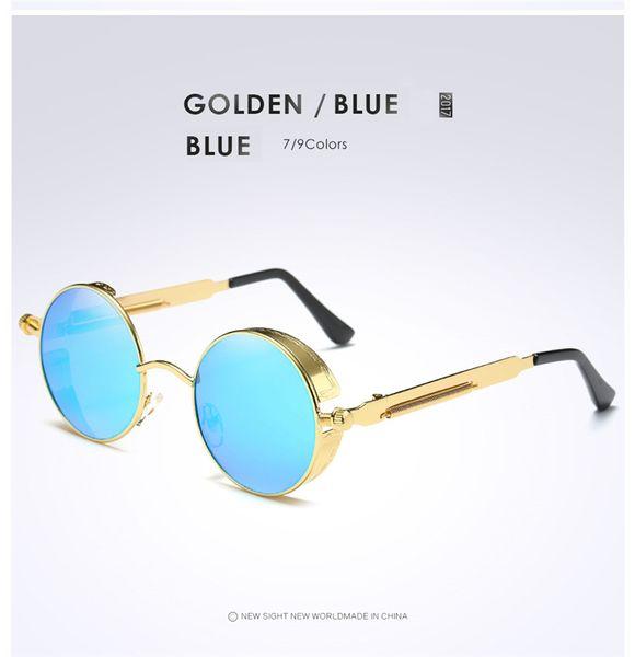 Azul de ouro