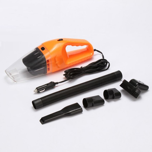 Newly Car Vacuum Cleaner 120W Portable Handheld Vacuum Cleaner Wet and Dry Dual Use Car Vacuum Aspirateur Voiture 12V