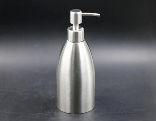 2019 Stainless Steel Soap Dispenser Kitchen Sink Faucet Bathroom Shampoo  Box Soap Container Deck Mounted Detergent Bottle 500ml/400ml From Ben2015,  ...