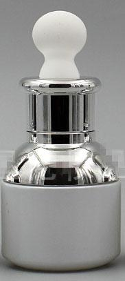 30ML Gümüş Oblate kauçuk ampul