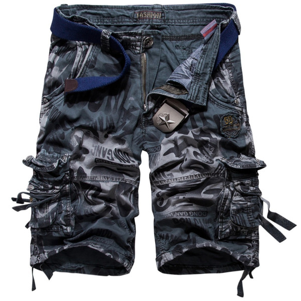 double coupon discover latest trends cozy fresh 2018 2018 Mens Shorts Cotton Overalls More Pocket Easy Fivepence Pants  Camouflage Pure Cotton Padded Homme Trousers From Candd, $46.34 | Dhgate.Com