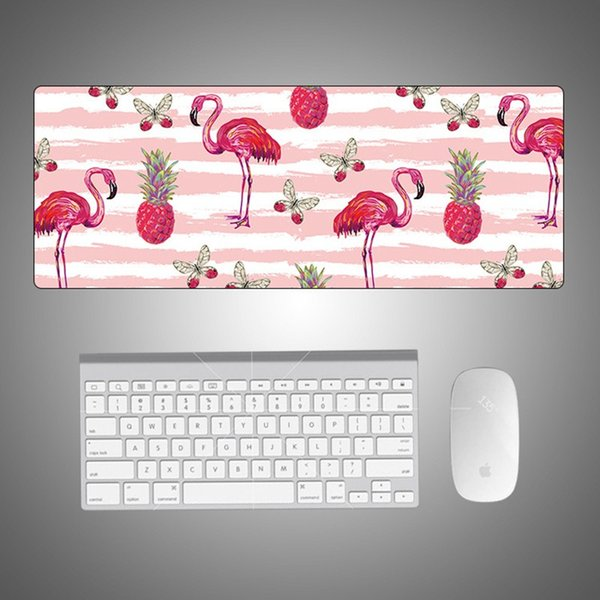 Hot Sales Speed Version Large Gaming Mouse Pad Mat For Laptop Computer Desk Pad Keyboard Creative Cartoon Mouse