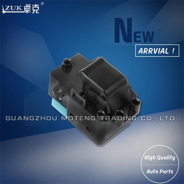 ZUK Interruptor de ventana maestro de potencia trasero izquierdo de alta calidad para HONDA ACCORD 2.0L 2.4L 2003 2004 2005 2006 2007 35770-SDA-A01