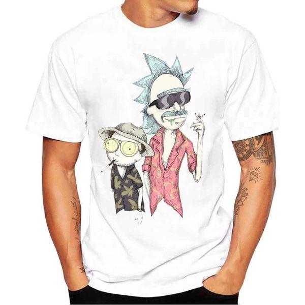 Großhandels-KLV 2017 Neue Kreative Nette Lustige Männer Junge Plus Size Print Tees Kurzarm Baumwolle T-Shirt Bluse Tops Unterwäsche