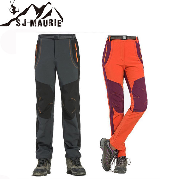 lo último 24455 8da35 2019 SJ Maurie Pantalon Nieve Mujer Winter Men Women Skiing Hiking Pants  Outdoor Trousers Waterproof Windproof Ski Climbing S 5XL From Orangeguo, ...