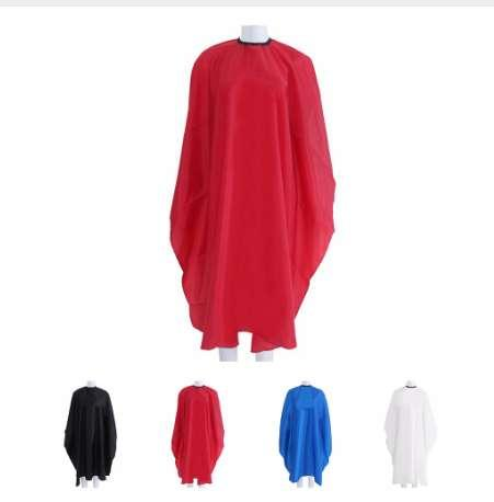 Waterproof Hair Cut Barbers Cape Gown Cloth Adult Hair Salon Barber Cape Hairdressing Cape