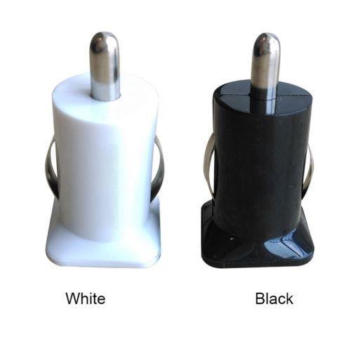 Universal Mini 3.1A Dual USB 2-Port adaptateur de chargeur de voiture pour iPhone 5 6G 7 8 iPod