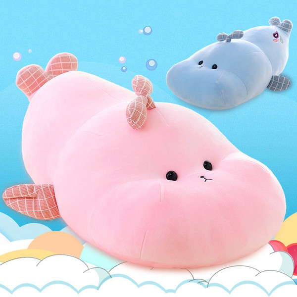 Creative Children short plush dolphin toy with pp cotton filled .35cm kids birthday gift,christmas gifts wholesale