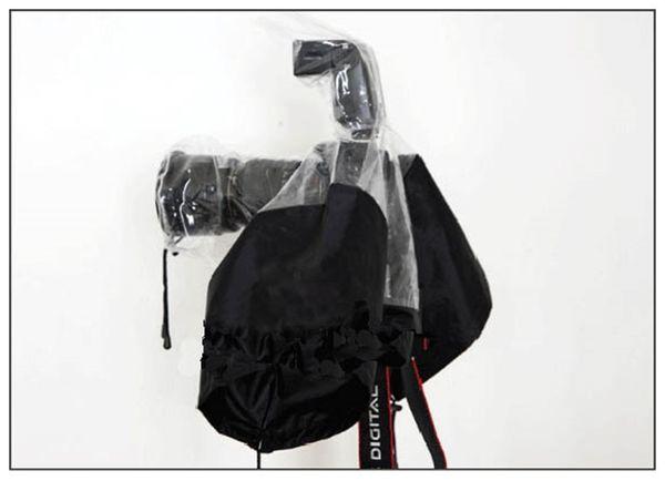 Camera Rain Cover Rain Shield Professional Raincoat Protector Rainproof Waterproof Against Dust For Canon 5D3 Nikon Pendax DSLR SLR