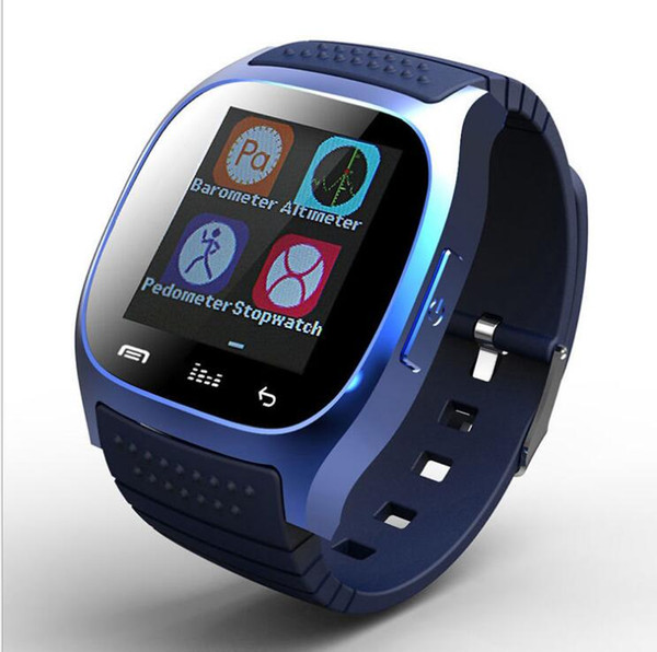 M26 bluetooth watch smart watch explosion models blue black purple mobile phone audio and video entertainment fashion watch