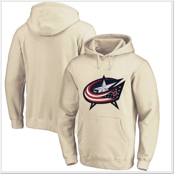 New Columbus Blue Jackets Team Mens Vintage Ice Hockey Shirts Sweaters Uniforms Hoodies Stitched Embroidery Blank Sports Jerseys On Sale