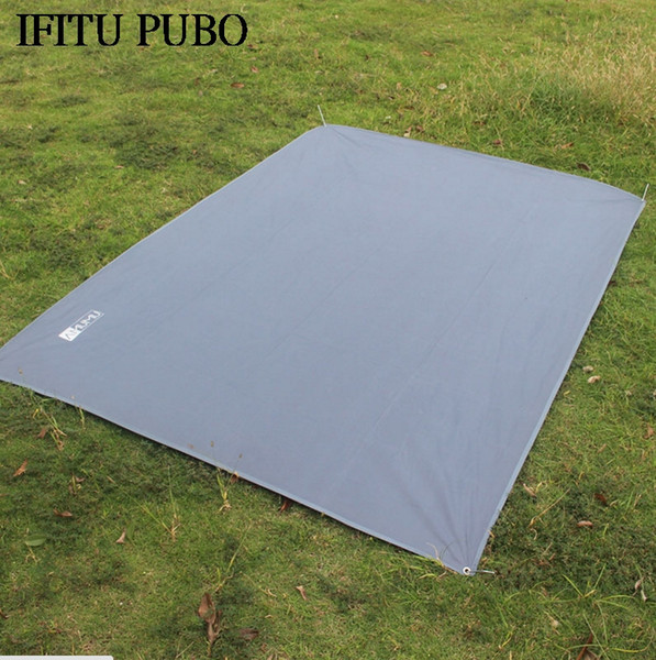 Tent Floor Saver Reinforced Multi-Purpose Tarp tent footprint camping beach picnic mat Waterproof Tarpaulin Bay WYQ