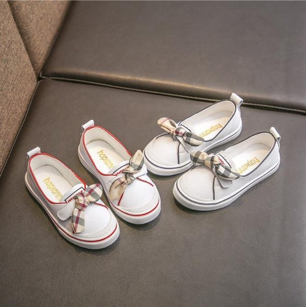 Children's Sports Shoes Best-selling New Autumn Leather Girls Small White Shoes Casual Board Shoes 26-37