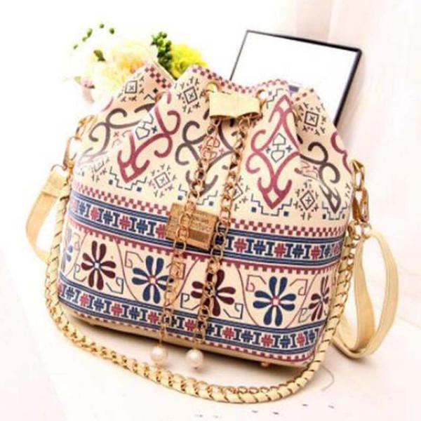 2018 fashion luxury designer bags New Design Girls' Shoulder handBags Big Size Casual Clutch Handbag Tote Ladies Casual hand bagwith Flower