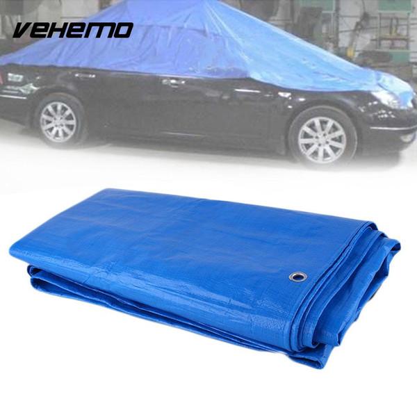 Lona antiderrapante impermeável da lona da tampa da bagagem de encerado dos veículos de carro exterior