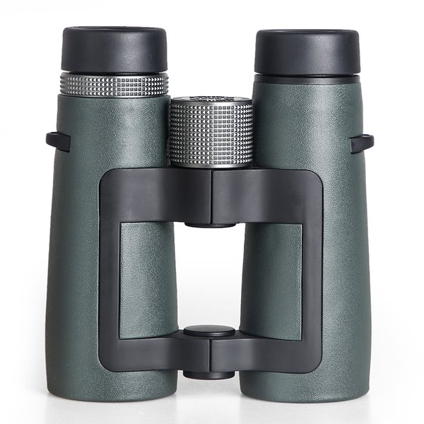 BIJIA 10X42 Nitrogen-filled Waterproof Fogproof binoculars Large Eyepiece Professional Bak4 Prism for Hunting Bird Watching