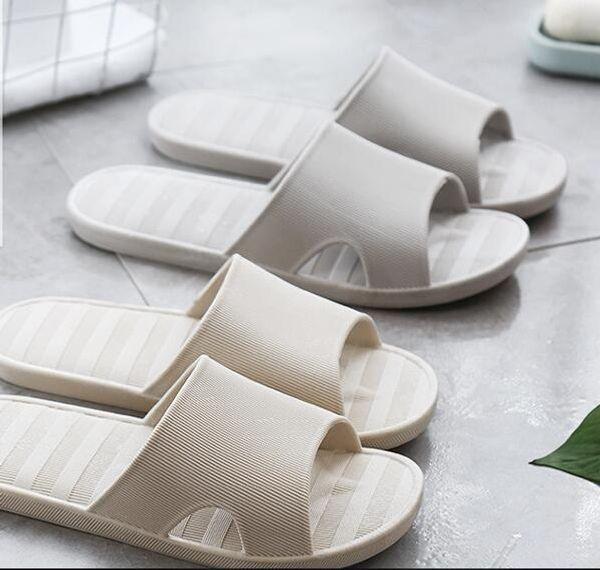 buy popular 9233f bf012 Acquista Home Pantofole Da Casa, Scarpe Da Casa Estive, Fondo Morbido  Antiscivolo, Strisce Giapponesi Da Uomo, Ciabatte Da Bagno Bagnarsi Le  Coppie A ...