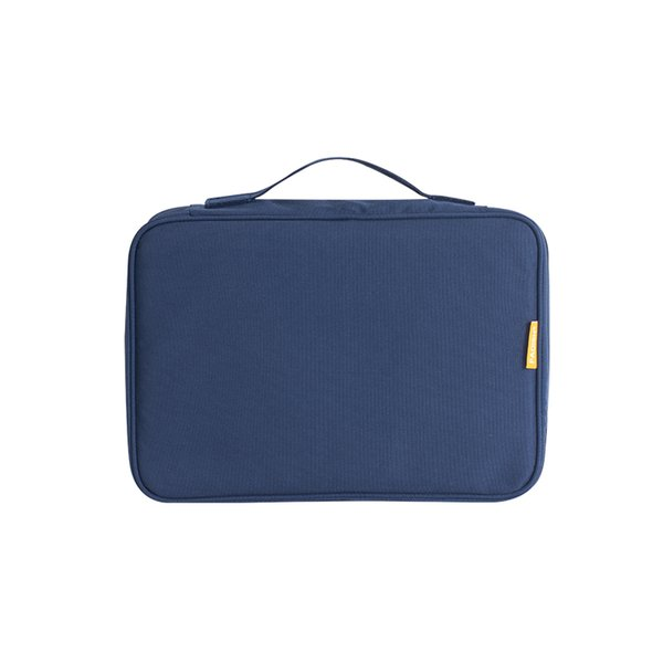 Waterproof Nylon Mutifunction Travel Bag Packing Cubes Large Hand Bags Digital Travel Organizer Laptop Bag For Notebook 13 Inch