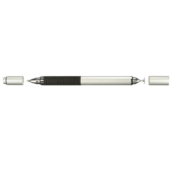 Universal-2in1 Präzisions-Disc Touch Stylus Kugelschreiber für Smartphone Tablet