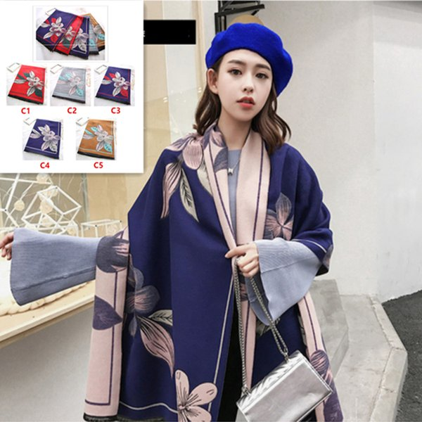 Fashionable New Fashion Women's Long Scarf Print Wrap Ladies Shawl Girl Large Size Lovely Scarf Tole Styles