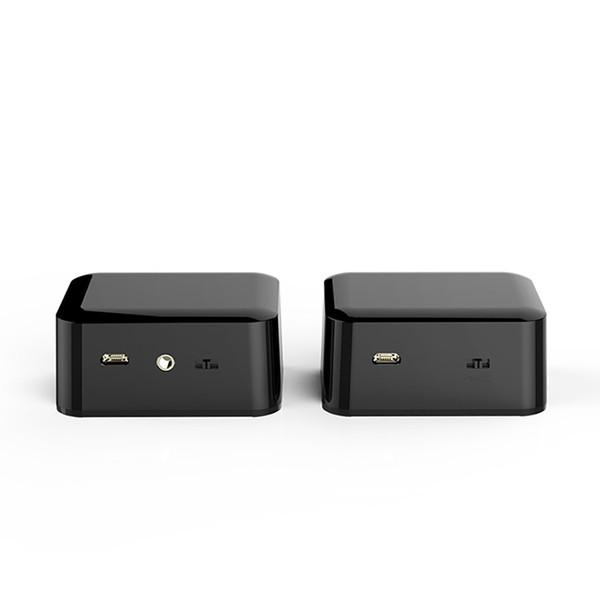 PAT-435 Mini IR Control remoto WiFi Video Broadcast Radio Extender Kit Transmisor Receptor para IPTV PC DVD Sky TV Box