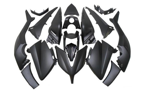 KODASKIN Moto 3D Carbone ABS Injection Plastique Carénage Kit Carrosserie Boulons pour Yamaha Tmax 530 2015-2016