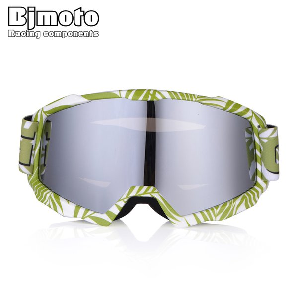 Winter Motorcycle Racing Sport Mx Goggle Deporte Sking Glasses Engranajes de protección Flexible Motocross Eye Protection Goggles