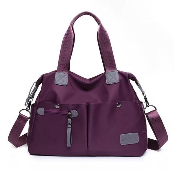 New Ladies Fashion Nylon Big Beach Shoulder Women Messenger Tote Bags Female Handbags Famous Brand Sac A Main Femme De Marque