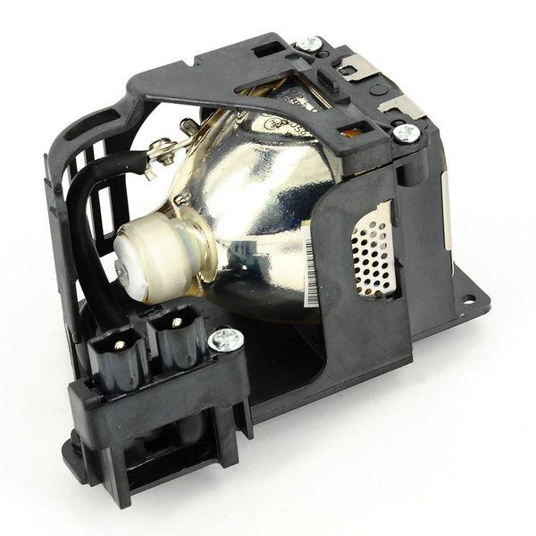 Wishubuy Free Shipping POA-LMP90 riginal Projector Lamp Bulb UHP200 Watts with Housing for SANYO PLC-WXE45/WXE46 WXL46 XE45 XL45 XU74 XU84
